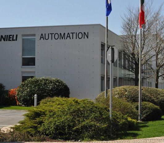 Danieli Automation: Immagine
