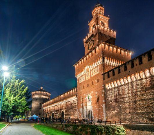 AEM Milano - Castello Sforzesco: Immagine